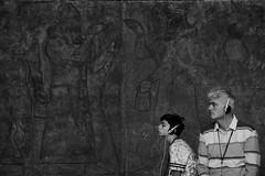 Mesopotamia (jfraile (OFF/ON slowly)) Tags: blackandwhite sculpture berlin art blancoynegro monochrome museum monocromo arte relief escultura museo pergamonmuseum mesopotamia assyria relieve ninive ashurnasirpal pergamo museodeprgamo asiria jfraile javierfraile asurnasirpal