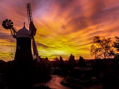 Holgate Windmill sunrise