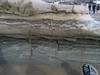 HPIM3991.JPG (ArgyleMJH) Tags: california deepwater faulting faults geology heislerpark lagunabeach mainbeach miocene mudrock mudstone normalfaults orangecounty sandstone sedimentary shale structure topangaformation turbidite