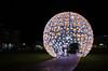 Cosmic Ball Z (Blue Nozomi) Tags: christmas xmas star parol lantern 2016 ball yellow blue bay