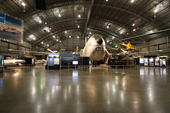 National Museum of the US Air Force (lukedrich_photography) Tags: ohio eastern buckeyestate buckeye us usa birthplaceofaviation unitedstates unitedstatesofamerica america الولاياتالمتحدة vereinigtestaaten アメリカ合衆国 美国 미국 estadosunidos étatsunis northamerica 代頓 डेटन デイトン 데이턴 дейтон دايتون dayton military militaire 军事 военных 0135 history culture canon t6i indoor inside national museum air force airforce usaf display airplane vehicle aircraft douglas c124 globemasterii globemaster cargo propeller rotar airlift koreanwar transport oldshakey 521066