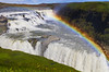 Happy New Year! (Matt Champlin) Tags: iceland gullfoss water waterfall rainbow new years 2017 2016 travel exotic newyearseve newyears2017 life nature outdoors hiking camping