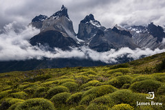 Los Cuernos (www.jamesbrew.com) (James Brew (www.jamesbrew.com)) Tags: patagonia chile torres del paine trekking south america national park mountains walking w trek