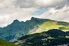 Mountain wave (crobinson1114) Tags: sky mountain green blue grass hill cloud skydive switzerland travel trip nikon d750 peak flickr nature