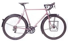 Dynamo/Di2 light touring bike (Chapman Cycles) Tags: