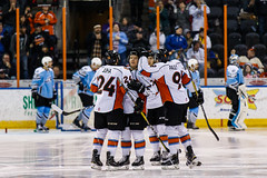 "Missouri Mavericks vs. Alaska Aces, December 17, 2016, Silverstein Eye Centers Arena, Independence, Missouri.  Photo: John Howe / Howe Creative Photography • <a style=""font-size:0.8em;"" href=""http://www.flickr.com/photos/134016632@N02/31639569821/"" target=""_blank"">View on Flickr</a>"