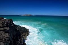 Fingal Head 1 (Paul Hollins) Tags: aus australia fingalhead fingalpoint newsouthwales nikond750 nikon1635mmf4 seascape basalt columnarjointing geology