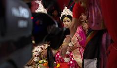 Untitled (Sajeeb75) Tags: indoor pink bride dhaka women nikon bangladesh