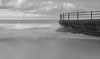Incoming tide mono, Broadstairs, Kent (NikonMick) Tags: broadstairs beach long exposure sea tide