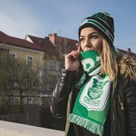 NK Olimpija. Model: Maja. Photo: SPS