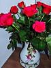 Pink roses (jaszczur_majorka) Tags: flower kwiat rose róża pink różowy bukiet bouquet
