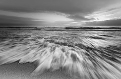 Breath out (Martin Snicer Photography) Tags: blackandwhite bw monochrome fineartphotography nature landscape water ocean sea longexposure collaroy sydney australia flow artistic 70d wideangle 1018mm dslr canon photographer martinsnicer breathout