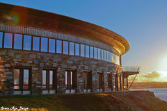 Knutsen Shipping, head office Haugesund (Syriax) Tags: knutsenshipping knutsenshippinghaugesund architecture building headquarter headquarterknutsen sunset haugesund haugesundnorway haugesundnorge