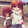 #nannylife 3/365 (earthchilde27) Tags: bjd365 luria dim slinkyneko tan alice luts tinydelf doll bjd nannylife