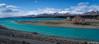Tekapo (alexwatphoto) Tags: new zealand travel lake tekapo south island winter mountains blue landscape
