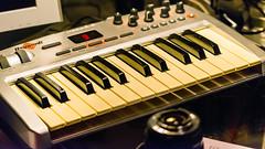 OK! Back to work! (grahamrobb888) Tags: nikon nikond800 sigma120400mm sigma music keyboard opera