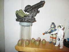 Alien Space Jockey and Ripley 2140 (Brechtbug) Tags: alien space jockey ripley aliens scifi science fiction tv television show creature monster action figure toy toys galaxy universe funko prometheus engineer figures series 1 ridley scott film movie xenomorphs like 2017 reaction original super7 retro active kenner type kane designed canceled for 1979 face hugger chest burster xenomorph facehugger chestburster helmet minimates mini mates