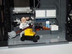 DSCF2246 (Nilbog Bricks) Tags: star wars lego moc minifigures stormtrooper base barracks