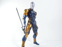 Gray Fox (Matheus RFM) Tags: grayfox metalgear cyborgninja