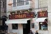 Cascais (hans pohl) Tags: portugal lisbonne cascais publicités advertising balcons balconys architecture lampadaires lamps
