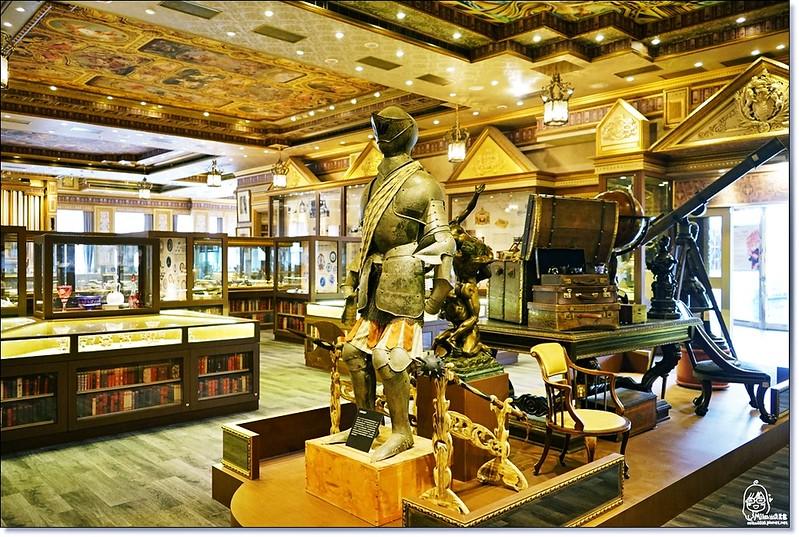 32481251836 8e65e28291 c - 『熱血採訪』台中東區 CUCLOS Cafe & Kitchen 馥樂詩輕食餐廳/新天地西洋博物館-一起走入文藝復興時期的古典歐洲之旅,造訪台中最美麗古典優雅的圖書館餐廳