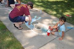 Vaughn Sidewalk Chalk