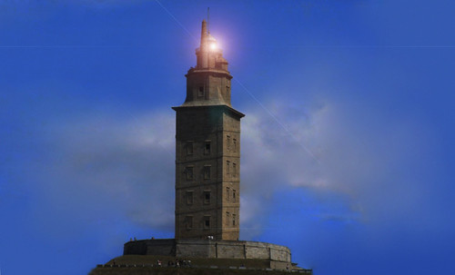 "Torres legendarias / Faros, minaretes, campanarios, rascacielos • <a style=""font-size:0.8em;"" href=""http://www.flickr.com/photos/30735181@N00/32493399496/"" target=""_blank"">View on Flickr</a>"