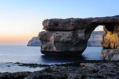 Farewell Azure Window (k.jessen) Tags: azurewindow arch collapse seascape gozoisland malta mt