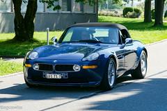 BMW Z8 (aguswiss1) Tags: bmwz8 bmw z8 supercar sportscar dreamcar roadster cabrio spyder bluecar
