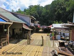 Annah Rais Village, Sarawak (Travolution360) Tags: malaysia sarawak annah rais village borneo longhouses tribal nature outdoor walkig culture