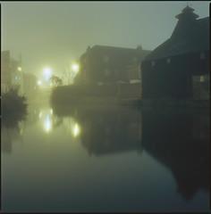 lea or lee (steve-jack) Tags: hasselblad 501cm 80mm cb kodak ektar 100 120 medium format film 6x6 river lee lea hertford epson v500