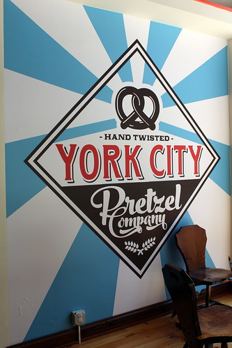 York: York City Pretzel Company