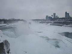 Frozen Niagara Falls, NY (Mel's Looking Glass) Tags: ny newyork niagarafalls frozen niagara falls