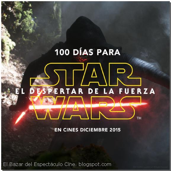 Star Wars El Despertar De La Fuerza Doblada: * Star Wars Episodio VII El Despertar De La Fuerza: Fecha
