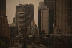(eflon) Tags: city nyc ny newyork warm rooftops tones bldgs