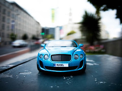 Bently Continental Supersports 2010 (rubel roy's photography) Tags: car continental 2010 bently diecast supersports