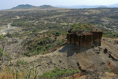 Tanzania (Oldupai Gorge) The bones of the earliest hominids dated 3.6 million years ago found here