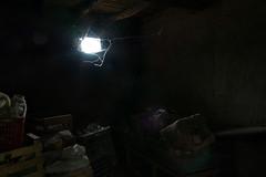 Oscuro y abandonado rincn (Reto misterio) (Daniel Pagano) Tags: abandoned dark ancient warehouse cobweb oscuro depsito abandonado telaraa almacn