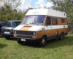 IVECO DAILY (Il diabolico coupe) Tags: italy italia daily caravan van om camper motorhome iveco furgone campingcar mobilhome grinta