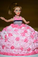 Barbie Doll Cake (shrivastava.milind) Tags: party cake dessert barbie barbiecake themecake