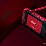 SO903iTV BRAVIA ケータイの写真