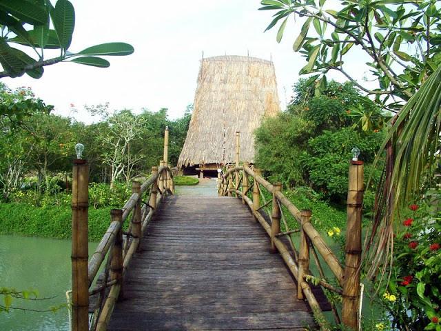 Khu du lịch sinh thái làng dân tộc Fosaco