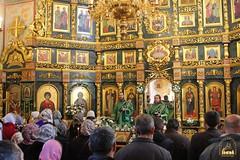 31. The commemoration day of St Sergius of Radonezh in Bogorodichnoe village / Праздник Прп. Сергия Радонежского в Богородичном