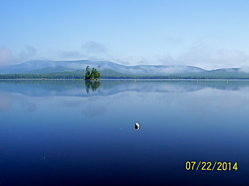 Ellis/Roxbury Pond - R Swain