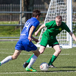 Petone FC v Victoria University 11