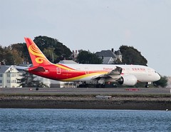 Hainan Airlines                            Boeing 787 Dreamliner                             B-2730 (Flame1958) Tags: massachusetts loganairport boeing bos hainan bostonloganairport 1015 b787 2015 bostonairport bostonlogan dreamliner hainanairlines boeing787 kbos boeingdreamliner hainanair 121015 b2370 hainenairlines hainanb787