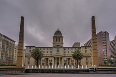 Johannesburg City Hall (Pascal Parent) Tags: africa building southafrica cityscape south historical za johannesburg achitecture historicalbuilding gauteng