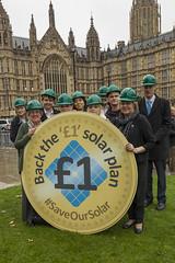 Team Baroness Humphreys and Pinnock
