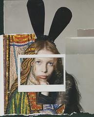 chengiz_khan II (facebook.com/taniatitch) Tags: art collage project advertising fineart series magazines instax instantfilm chengiskhan tatistitch tatianablinova