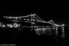 The Robert F. Kennedy Bridge (formerly the Triborough Bridge (jkc916) Tags: bw blackandwhite triboro bridge newyorkcity triboroughbridge triborobridge robertfkennedybridge jordanconfino jordanconfinophotography jkc916 httpwwwelevatedphotoprocom elevatedphotoprocom